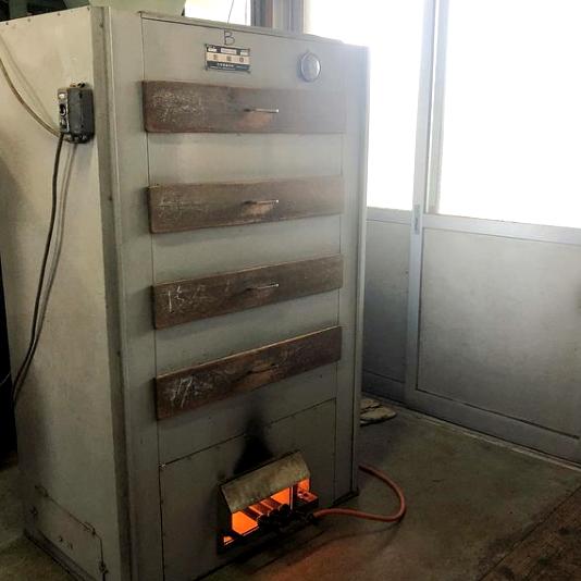 棚式乾燥機
