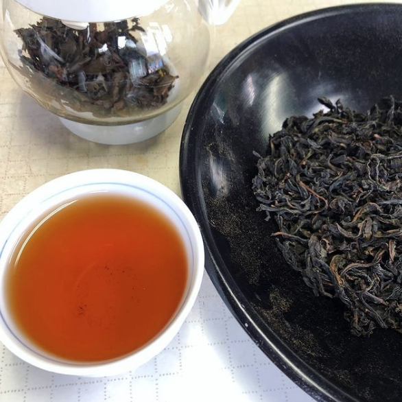 『さやまかおり』の紅茶